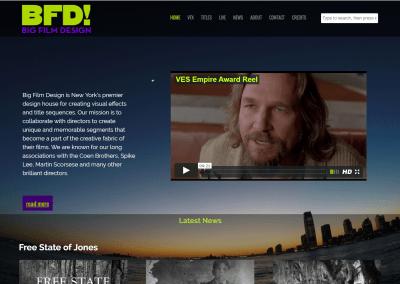 BFD! – Big Film Design