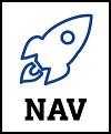 NAV symbol: spaceship
