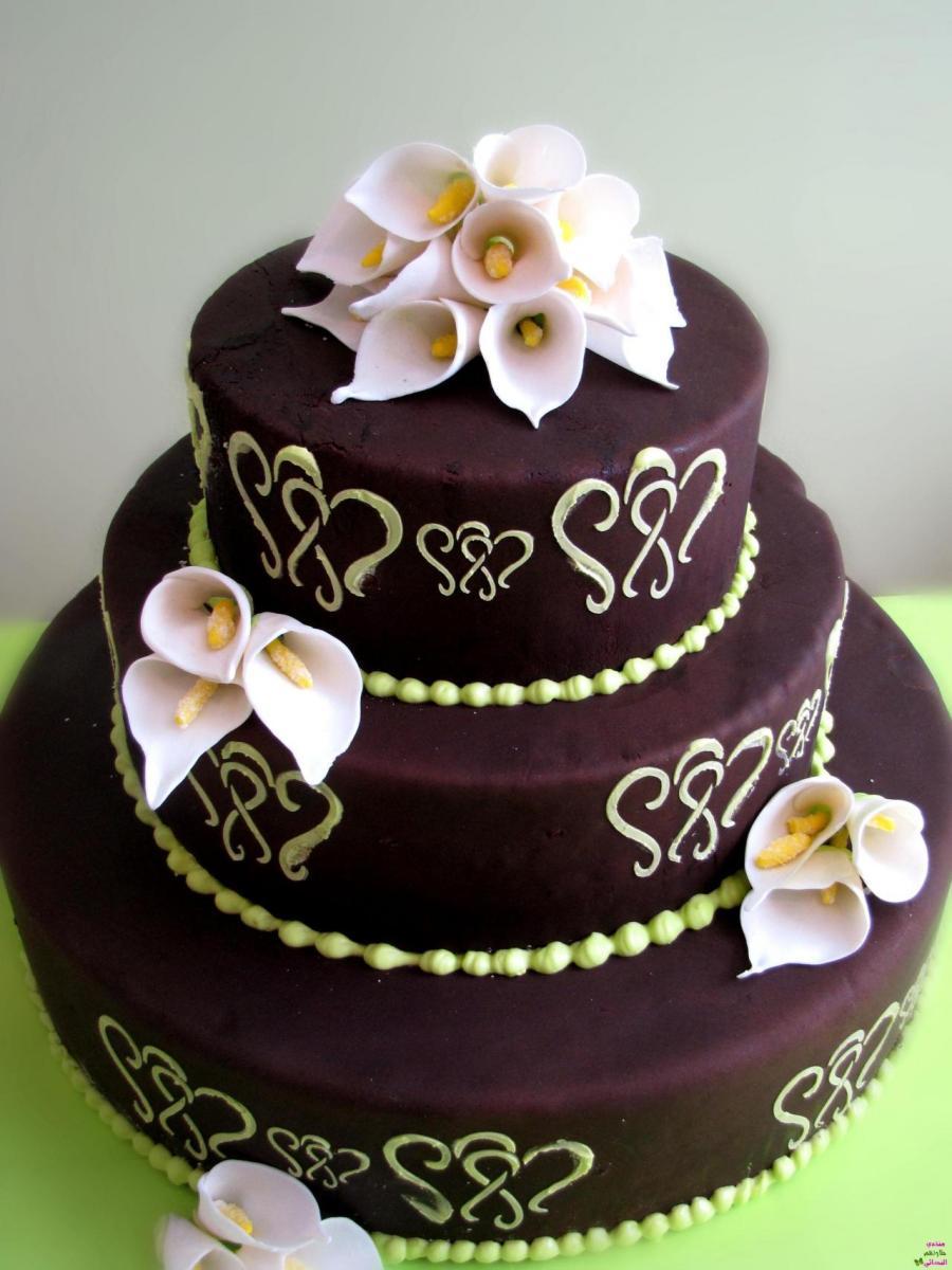 تورتة عيد ميلاد مكتوب عليها اسلام اجمل تورته عيد ميلاد