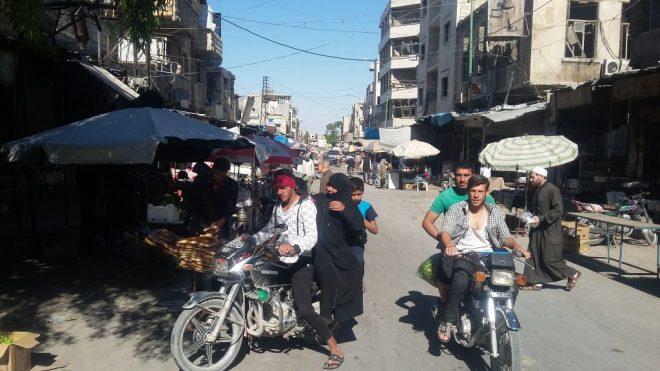 على وقع النزوح.. البطالة تتسع في الشمال السوري