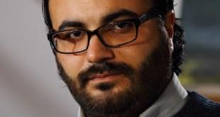 الكاتب والباحث طارق عزيزة - تصوير حنا ورد