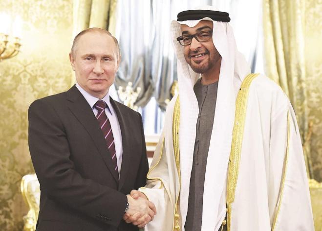 روسيا تغازل الخليج الغني - انترنت