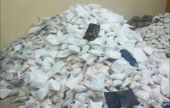 مصدر تضبط شحنة مخدّرات مصدرها مناطق النظام السوري