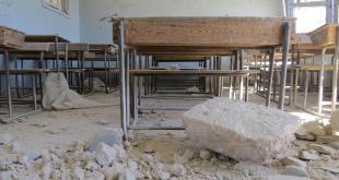 مدارس مدمرة - تعبيرية