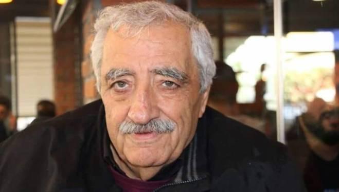 تشييع منصور الأتاسي رئيس حزب اليسار الديمقراطي السوري المعارض