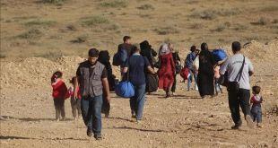 حركة نزوح جديدة من جنوب إدلب لشمالها بسبب القصف