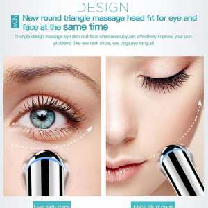 Face Eye Beauty Massager Pen Remove Wrinkles Dark Circles