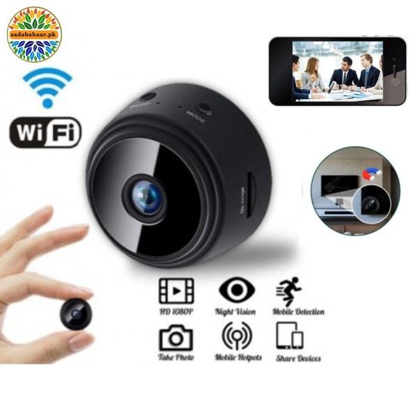 1080p HD V380 Magnetic Wifi Camera
