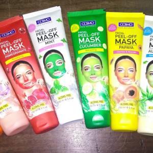 Cosmo Skin Naturals Facial Peel off Mask Mint