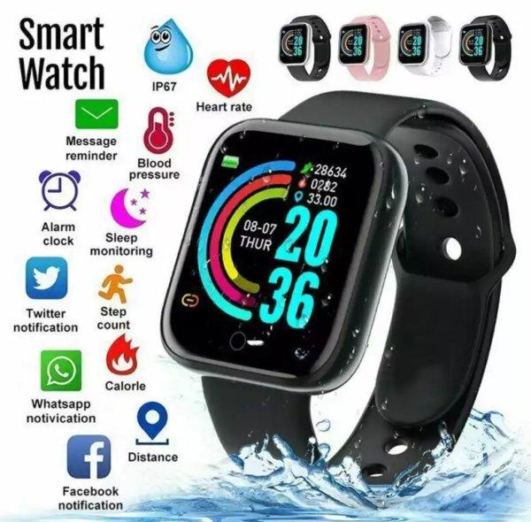Smart Watches D20