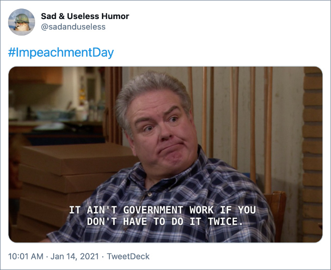 #ImpeachmentDay