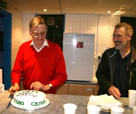 Victors cake