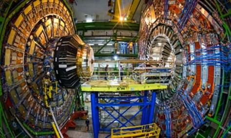 photo by CERN