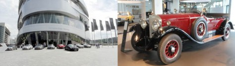 Mercedes- Benz Museum
