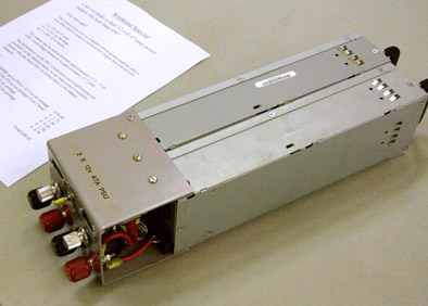 Don's Dual 12V 47A Power Supply