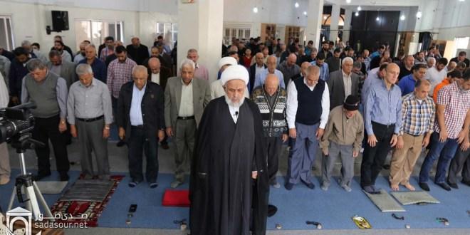 770ea6f2c خطبة الجمعة لفضيلة الشيخ علي ياسين العاملي – صدى صور