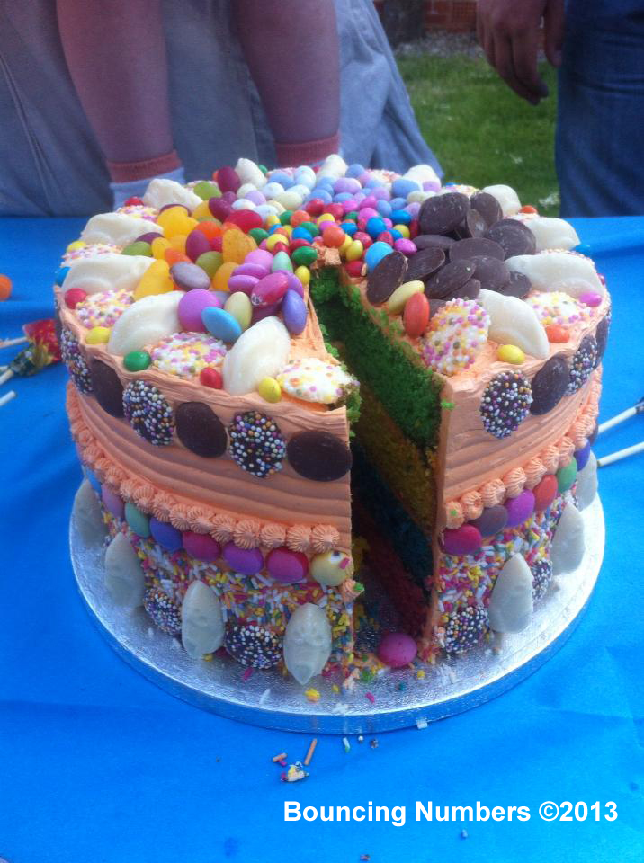 Cake Pocalypse Phase Two Pick N Mix Rainbow Surprise