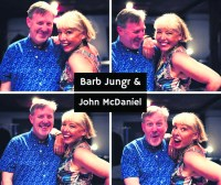 Hungry for Jungr – float like a butterfly, sing with Sting at Delph theatre