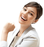 SPARKLING: Salon 7 offers teeth whitening