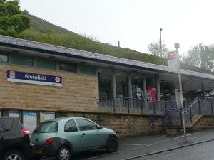P7 Greenfield Station