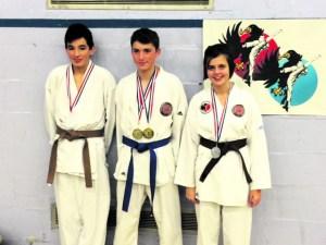 Sport karate winners