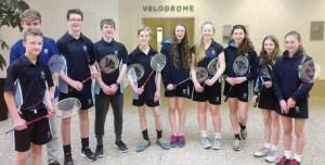 sport sadd school Badminton Photo