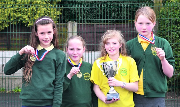 p10 greenfield primary swimmers