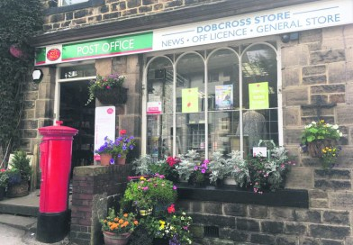 Villagers rally around Dobcross Village Store after armed robbery