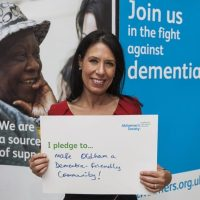 All invited to step out on Memory Walk to unite against dementia