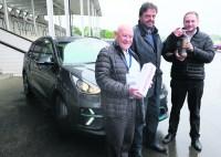 Kia e-Niro named car of the year