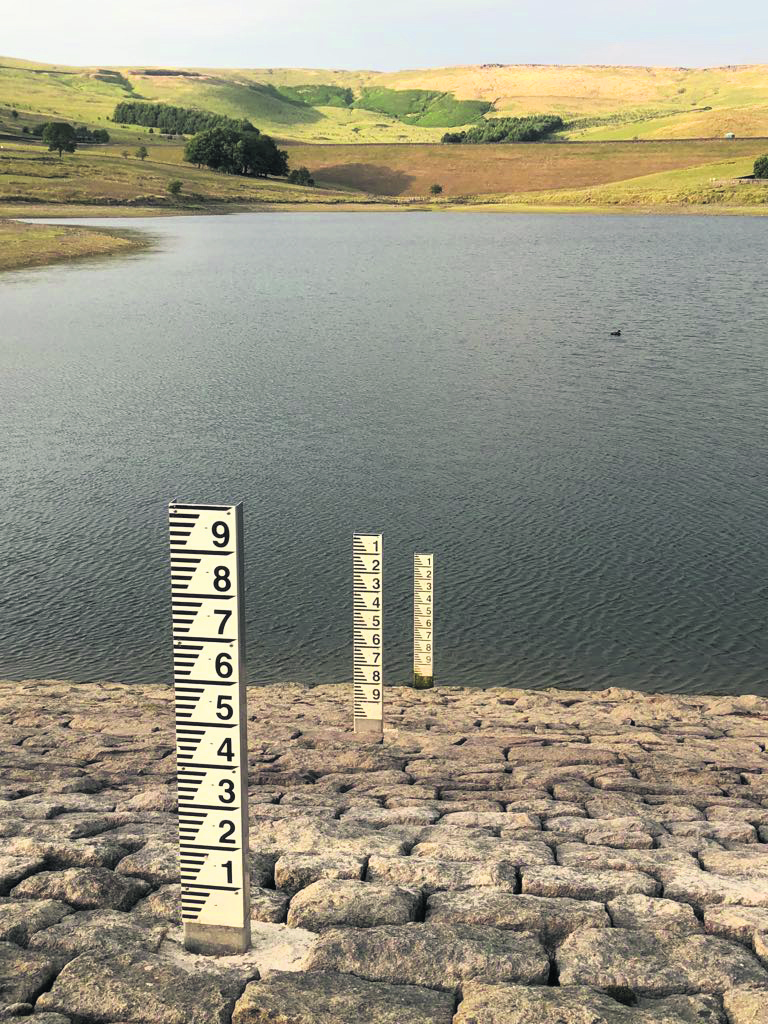 Castleshaw Reservoir