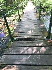 Chew Brook Footbridge