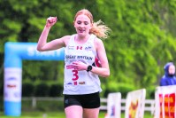 Financial boost for young modern pentathlete Olivia