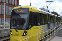 Man who died following tram collision in Oldham has been named