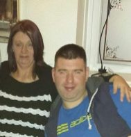 Daniel and his mother, Jillian