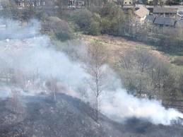 Den Lane Ladcastle Road Fire (1)