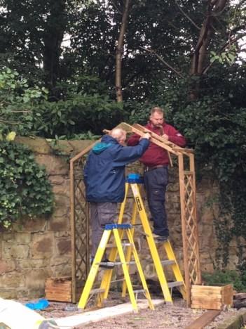 Dexters Garden Volunteers 2