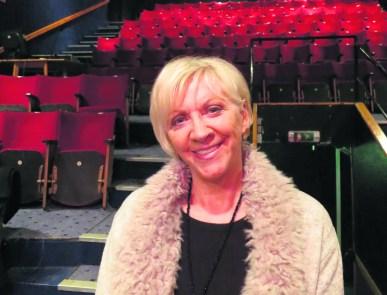 Director Sue Stephenson