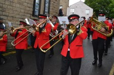 Dobcross Silver Band Uppers