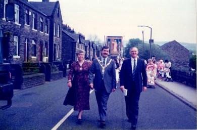 Duncan Whit Walk 1989