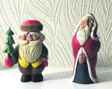 Father Christmas Figures1