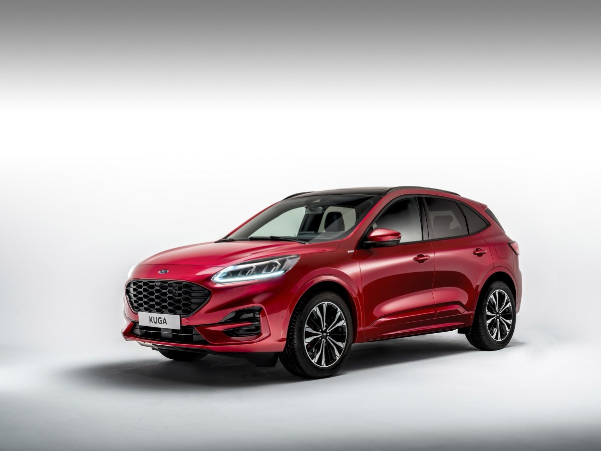 Car Review Electrifying New Kuga From Ford Saddleworth Independent