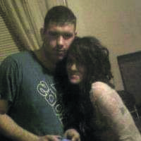 GC_Daniel_Hogan_Murder - Daniel Hogan pictured with sister, Kellie-Ann