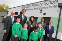 New £5.7m Greenfield Primary School officially opens