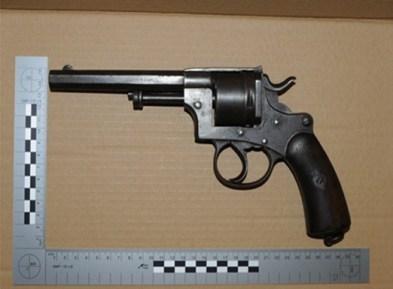 Harrison Revolver