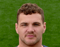 Roughyeds' player Bridge banned for failed drugs test