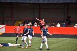 Jordan Jones-Waite's goal celebrations