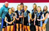 Clean sweep for badminton teams at championships