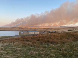 Marsden Moor fire 25-04-21 (2)