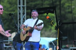 Phil Mcardle at Wellifest by Carl Royle